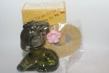 Vintage Avon LITTLE BURRO Decanter Bottle 1 fl.oz  Of Charisma Cologne NIB