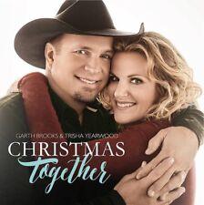 Garth Brooks , Trisha Yearwood - Christmas Together - CD Very Good Condition