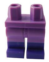 Lego Beine lavendel (medium lavender) dunkel lila für Minifigur 970c00pb0922 Neu