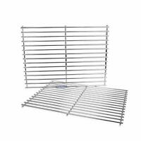 """Weber Genesis Grill Parts, 15"""" Stainless Steel Grill Replacement Grates"""