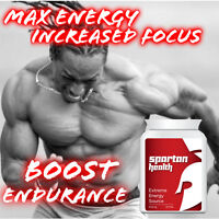 SPARTAN HEALTH ENERGY SOURCE TABLET IMPROVE SPORT TRAINING PERFORMANCE