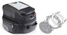 CB 1300 / Motorcycle Givi HONDA Tank Bag XS306 14-22liter Liter Ring BF03 NEW