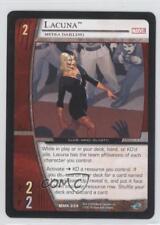 2005 Vs System Marvel Knights #Mmk-209 Lacuna (Media Darling) Gaming Card 3v2