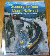 How to Book: #12194 Scenery For Your Model Railroad (We Combine Ship)