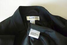 Schicker Blazer < HARMANT > Damen Jacke GR 40 / 42 tief Schwarz m Etikett NEU