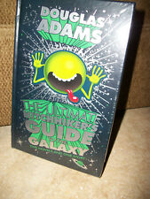 The Ultimate Hitchhiker's Guide to the Galaxy Leatherbound HARDCOVER NEW 5 Novel