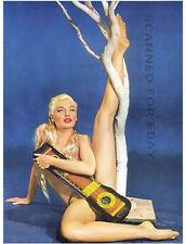 Model nude girl female woman photo art legs busty picture print image LILI-leggy