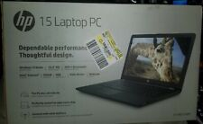 "HP 15.6"" Laptop Intel 2.6 GHz 500GB HDD 4GB SDRAM DVD+RW Webcam+Mic Win10 New"