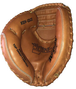 VTG Regent The Big Man 00426 Baseball Catchers Mitt LH Throw Top Grain Cowhide