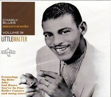 LITTLE WALTER - CHARLY BLUES MASTERWORKS (NEW SEALED CD)