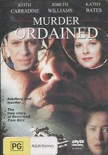 MURDER ORDAINED -    Keith Carradine, JoBeth Williams, Kathy Bates -  DVD