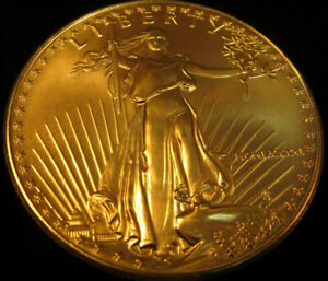 American Gold Eagle (1 oz) 1986 First Year!