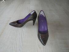 Elégantes chaussures escarpins  René Derhy pointure 37 etat neuf