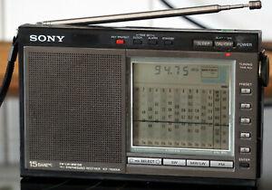 SONY ICF-7600DA Weltempfänger