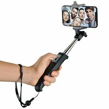 Wireless Selfie Stick Extendable Monopod Mobile Phone Holder Bluetooth Remote