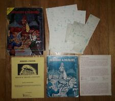 Dungeons and Dragons D&D Basic Set 1001