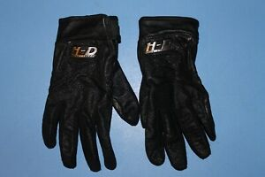 Harley-Davidson Women's Size S Leather Motorcycle Riding Gloves