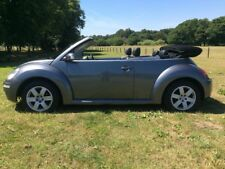 Vw Beetle Convertible 1.6 Luna