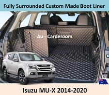 Isuzu MU-X 2014-2020 Premium Custom Made Trunk Boot Mats Liner Cargo Cover