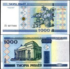 BELARUS 1000  RUBLE 2000 P 28 unc