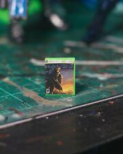 Halo 3 Xbox 360 Case Diorama PROP ONLY Mezco, Marvel Legends, NECA 1/12