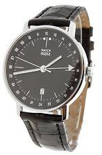 Watch People 9000433 Black Stainless Steel Men's Watch