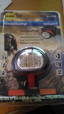 Linterna para la cabeza de led de alta luminosidad 6 leds de bajo consumo