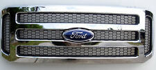 2006- 07 FORD CHROME GRILL  F-250 TO F550 CHROME GRILLE