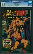 Tales to Astonish #94 CGC 8.5 -- 1967 -- Dragorr. Sub-Mariner Hulk #0138518010