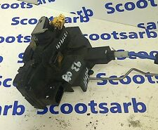 SAAB 9-3 93 Left Hand Front Door Lock Mechanism 12759691 2003 - 2010 Near Side