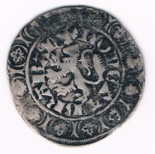 Gros-Groot     JAN III  (1312-1355)   FEODAAL VLAANDEREN /Belgium    Brabant  Ag