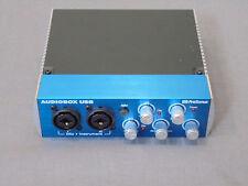 Presonus AudioBox USB 2.0 MIDI Recording Interface