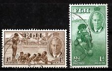 Fidschi 120-21, O, Kinderhilfswerk