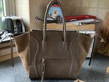✨Designer Style Celine Phantom Tote Bag In Supple Leather & Suede✨