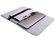 Apple MacBook Pro 13 dal 2016 Borsa FELTRO GRIGIO Feltro Borsa Sleeve Case Custodia Protettiva