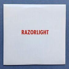 Razorlight - Hold On - Non ouvert Pochette Carte - Promo CD