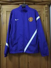 Manchester United   training track  top for mens size M   Adidas