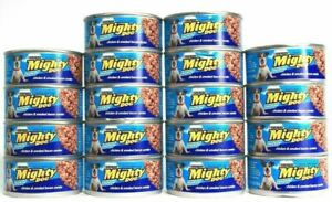 18 Purina Mighty Dog Protein Packed Small Dog Chicken Smoked Bacon 5.5oz BB 5/22
