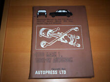 AUSTIN 1100 MARK 1 MORRIS MG RILEY USED AUTOPRESS WORKSHOP MANUAL 1962 - 1967