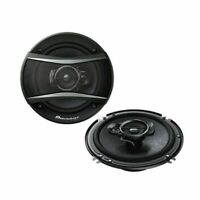 "One Pair Brand New Pioneer TS-A1676S 6-1/2"" 3-way car speakers"