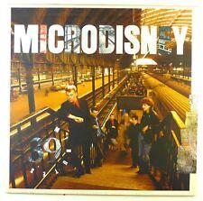 "12"" LP - Microdisney - 39 Minutes - A4817 - RAR - cleaned"