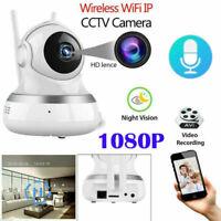 HD 1080P IP Wifi Caméra CCTV Sans fil extérieur Vidéo surveillance sécurité 2MP