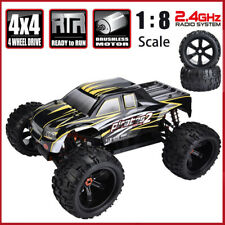 ZD Racing 9116-V3 1/8 4WD RC Auto Buggy Geländewagen 100km/h Rahmen DIY Set