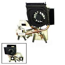HP DV6 DV7 DV7-3000 Portátil Ventilador de refrigeración con disipador de calor 535438-001, 532614-001