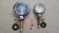 LARGE REPLACEMENT THERMOMETER (only) - fits SENIOR 3 ¼ inch or 83mm MOTORMETER