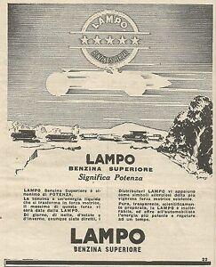 W5766 Zip Petrol Superiore - Advertising 1928