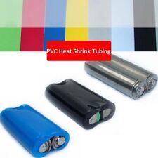 1pcs PVC Heat Shrink Tubing 50mm breit 32mm Durchmesser für Batterie Paket 8 Farben