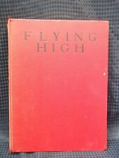 BSA 753 Vintage 1930 FLYING HIGH Hardcover Book of Aviation Stories