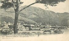 CP MONACO MONTE-CARLO VUE GENERALE - E 19406
