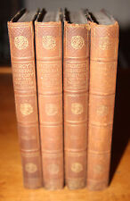 Duruys General History of the World 1912 Volume 1-4 Hardcover - 100% COMPLETE